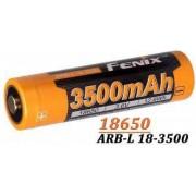 Acumulator reincarcabil - Fenix 18650 - 3500mAh - ARB-L 18-3500