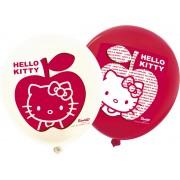 Hello Kitty lufi - 6 darab