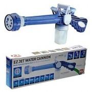 Ez Jet Water Cannon Pressure Wireless Water Jet Gun 8 Adjustable Nozzle - EZJT1