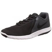 Nike Men's Flex Experience RN 4 Black/Dark Grey/White Running Shoe - 7 D(M) US