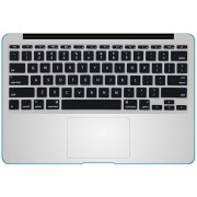 Enkay Keyboard Protector Cover Skin for Apple 11' MacBook Air - Black