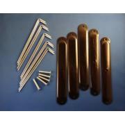 Metalen Voet Kamerscherm H802