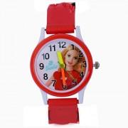 CREATOR (R-TM) Premium Color Barbie Analog Watches For - Kids ( Random Colors Are Avaliable )