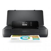 Мастиленоструен принтер HP OfficeJet 202, цветен, 4800x1200 dpi, 10стр/мин, Wi-Fi, USB, А4