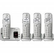 Teléfono Fijo Panasonic Inalámbrico Altavoz KX-TG684SK