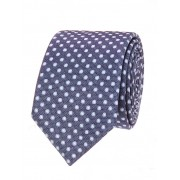 Light Blue Spot Design Tie