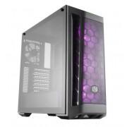 Carcasa CoolerMaster Masterbox MB511 RGB, MidTower (Negru)