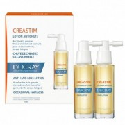 Lotiune impotriva caderii parului Ducray Creastim, 2 x 30 ml, Ducray (Concentratie: Tratamente pentru par, Gramaj: 2 x 30 ml)