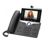 Cisco IP PHONE 8845 Wired handset LCD Charcoal IP phone