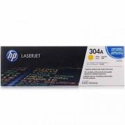 HP 304A Toner Original Laserjet Amarelo