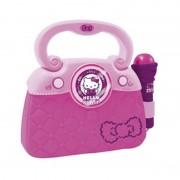 Geanta cu microfon si amplificator Hello Kitty New Reig Musicales