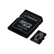 Kingston Tarjeta Doble para Samsung Galaxy J6 Dual MicroSDXC Canvas Select Plus de 512 GB verificada por SanFlash (100 MBs Funciona con Kingston)