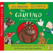 The Gruffalo and Other Stories CD by Julia Donaldson