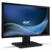 """Монитор 21.5"""" (49.53 cm) Acer V226HQLbd, FULL HD LED, 5ms, 100 000 000:1, 250cd/m2, DVI, TCO6.0, черен, 3. гаранция"""