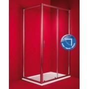 Sprchovací kút Braga 80 x 100 x 195 cm, bez vaničky, frost sklo