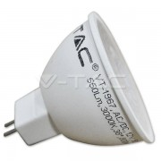 V-TAC LED szpot GU5.3 7W=50W 550Lm 3000K meleg fehér V-TAC LED izzó