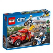 LEGO City sleeptruck probleem 60137