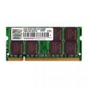 Transcend Memoria Ram Transcend Jet2Gb DDR2-800 200-pin SO-DIMM 2Gb DDR2 800MHz