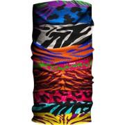 HAD H.A.D. Party Safari Headwear multifuncional Negro Naranja un tamaño