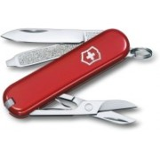 Victorinox Blister Range 7 Function (red Glossy) Swiss Army Knife(Red)
