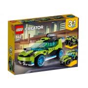 MASINA DE RALIURI ROCKET - LEGO (31074)