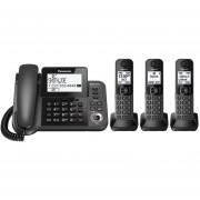 Telefono Inalambrico Panasonic Tgf383m Bluetooth 4 Telefonos