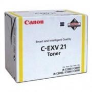 Canon C-EXV21Y - 0455B002 toner amarillo