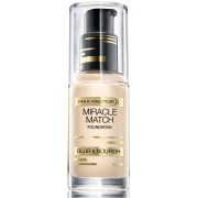 Max Factor Miracle Match Foundation 90 Toffee