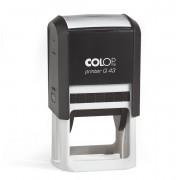 Colop Printer Q43 szövegbélyegző