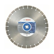 Bosch - Expert for Stone - Disc diamantat de taiere segmentat, 400x20x3.2 mm, taiere uscata, calitate medie