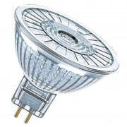 GU5.3 2.9 W 840 LED glass reflector lamp Star 36°
