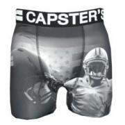 Boxer Capster's Enfant motif Foot USA