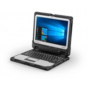 "Panasonic Toughbook CF-33 2.6GHz i5-7300U 12"" 2160 x 1440pixels Touchscreen 4G Black,Grey Hybrid (2-in-1)"