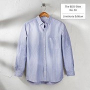 BDO The BDO-Shirt, Limited Edition No. 50, 45 cm - Weiss/Blau/Orange/Rot - Slim Fit