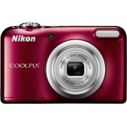 Nikon Coolpix A10 Digitale camera 16.1 Mpix Zoom optisch: 5 x Rood