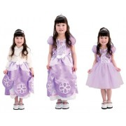 3WAY dress 100cm-110cm cute little Disney Princess Sofia