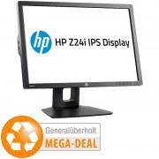 "HP Z24i S-IPS-Monitor mit 24"" /61 cm, 1920 x 1200 Pixel (generalüberholt)"