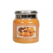 geschenkidee.ch Village Candle Duftkerze Orange & Cinnamon