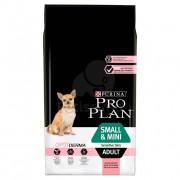 Pro Plan Adult Small & Mini Sensitive Skin Optiderma 7 kg
