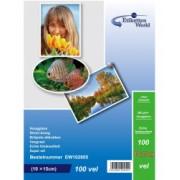 Hartie Foto 10x15 cm EtikettenWorld Premium High Glossy 260g 100 Coli