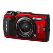 Aparat Foto Digital Compact Olympus Tough TG-5 Rosu