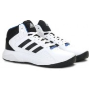 ADIDAS NEO CLOUDFOAM ILATION MID Mid Ankle Sneakers For Men(White)
