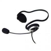 "Casti A4TECH Sport, microfon flexibil, control volum pe fir, ""HS-5P"" EAN-4711421695718"