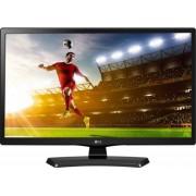 Monitor LED LG 20MT48DF-PZ HD READY Black