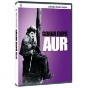 Charlie Chaplin - Goana dupa aur (DVD)