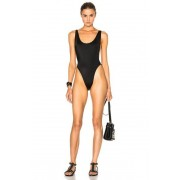 Norma Kamali Marissa Swimsuit in Black. - size S (also in L,M,XS)