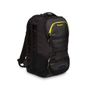"Targus TSB944AU Carrying Case (Backpack) for 39.6 cm (15.6"") Notebook - Black, Yellow"