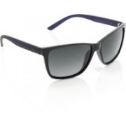 Invu Wayfarer Sunglasses(Grey)