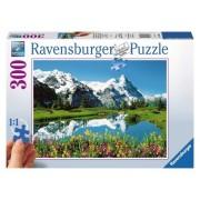Puzzle Berna superioara - Elvetia, 300 piese