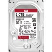 "WESTERN DIGITAL 3.5"" HDD SATA-III 6TB 7200rpm 128MB Cache, RED Pro"